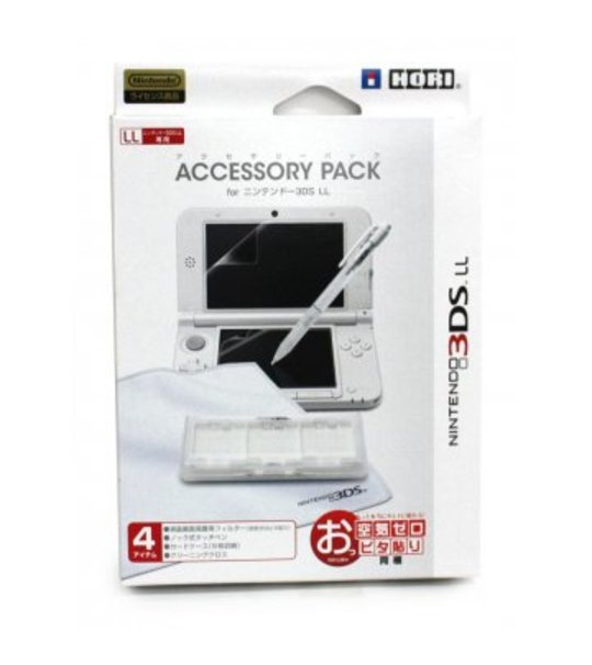 3DS XL/LL Original Hori Accessories Pack-Japan Import