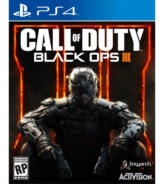 Ps4 Call Of Duty Black Ops 3 R3 CHN/ENG