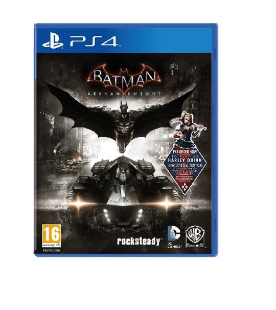 Ps4 Batman: Arkham Knight-R2