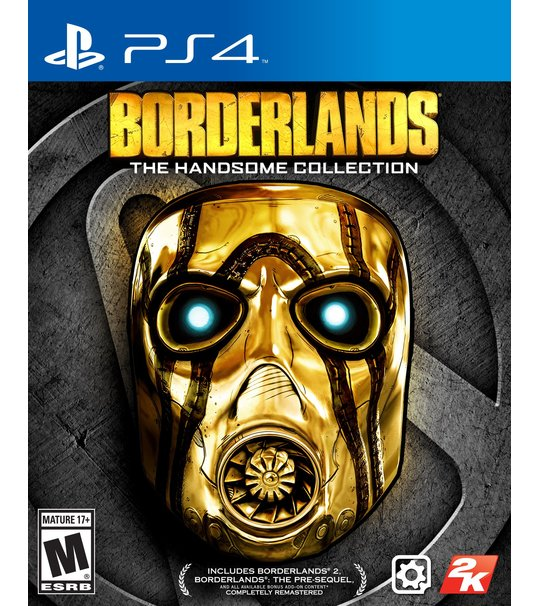 Ps4 Borderlands The Handsome Collection ALL/R1
