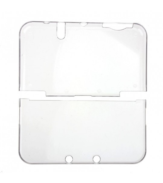 NEW 3DS XL / LL Clear Hard Crystal Protective Case Cover
