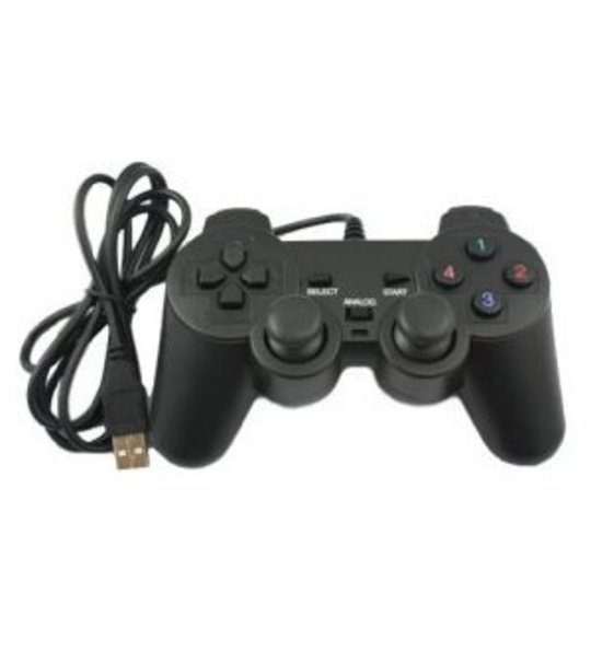 Pc Classical Dual Shock Controller (Ps2 Controller Design)