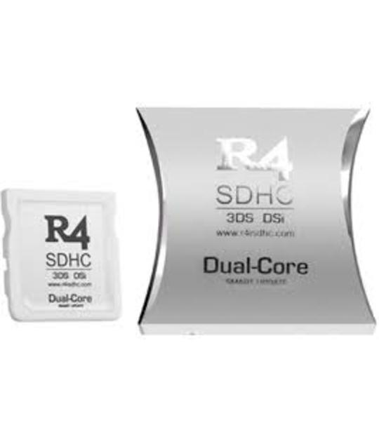 R4 CARD+ 8GB SD For Nintendo DS/DSL/DSi/DSiXL/LL