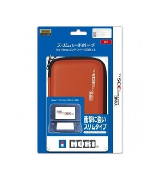Nintendo New 3DS XL/LL Airfoam Game Pouch (RED COLOR)