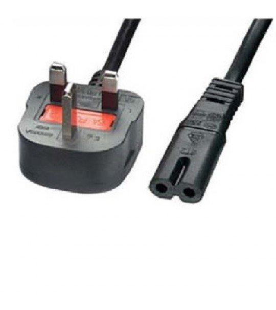 3 PIN AC Power Adapter Cable Cord For Playstation 2/3/PSP/Xbox360