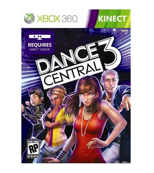 Xbox360 Dance Central 3 - Korea Version