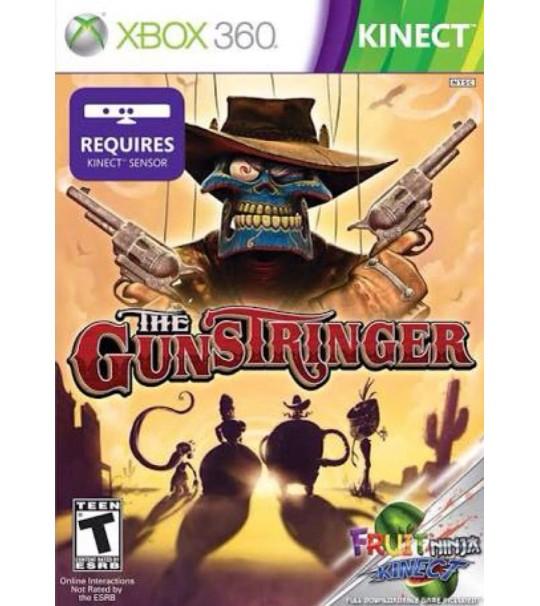 Xbox360 The Gunstringer