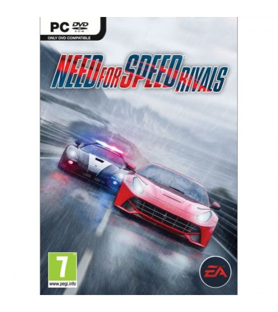 PC Need For Speed : Rivals English