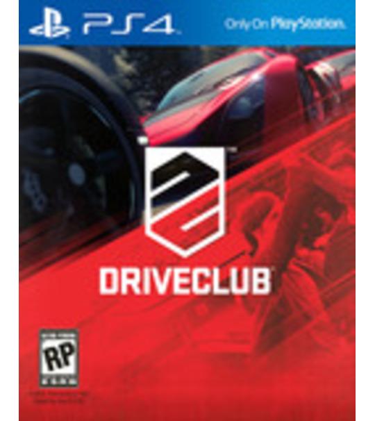 Ps4 Drive Club English R2