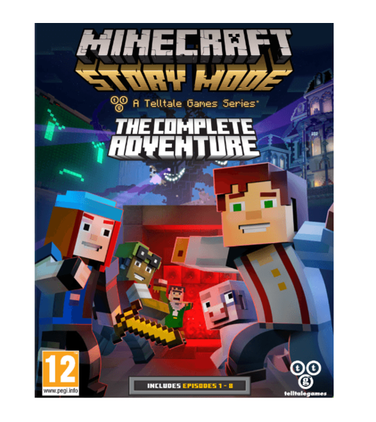PC MINECRAFT STORY MODE THE COMPLETE ADVENTURE