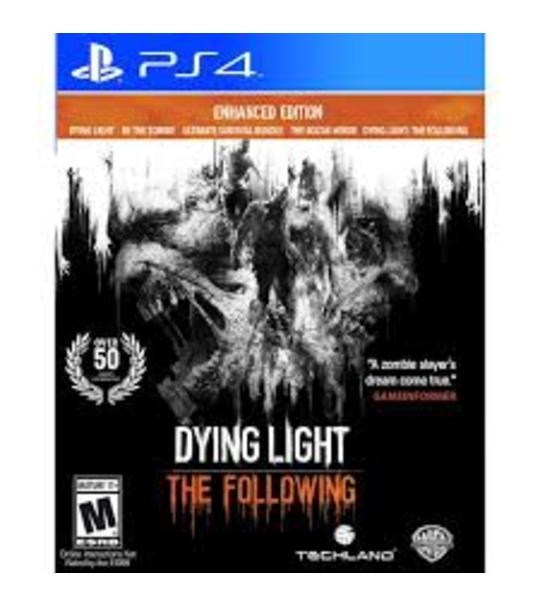 PS4 Dying Light: The Following - Enhanced Edition-R2