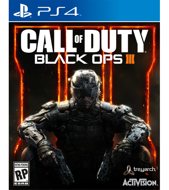Ps4 Call Of Duty Black Ops 3-R2