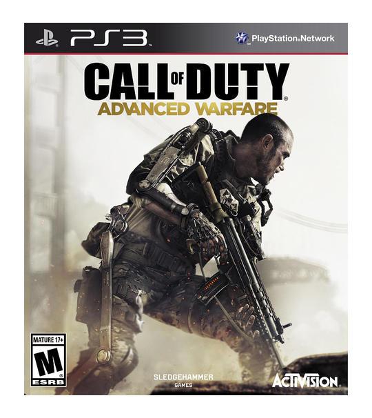 Ps3 Call Of Duty : Advanced Warfare-R2