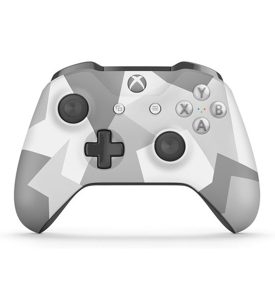XBOX ONE WIRELESS CONTROLLER WITH 3.5MM JACK & BLUETOOTH WINTER FORCES