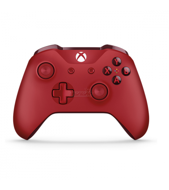 XBOX ONE WIRELESS CONTROLLER WITH 3.5MM JACK & BLUETOOTH RED