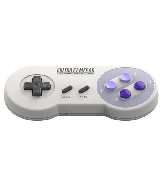 8BITDO SNES30 GAME BLUETOOTH CONTROLLER ORIGINAL