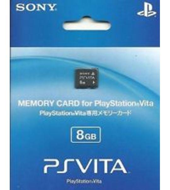Ps Vita Memory Card 8gb