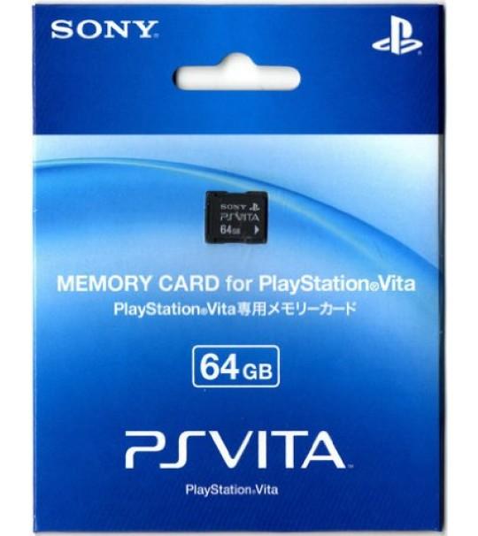 Ps Vita Memory Card 64gb