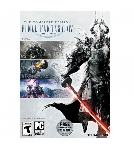 PC FINAL FANTASY XIV ONLINE : COMPLETE EDITION
