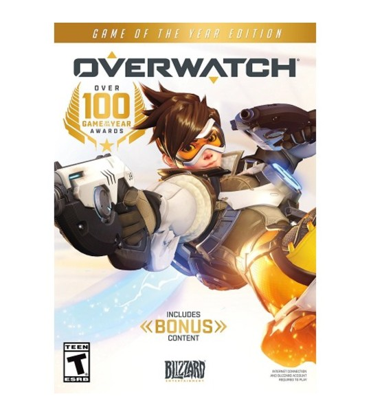 Pc Overwatch Game of the Year Edition