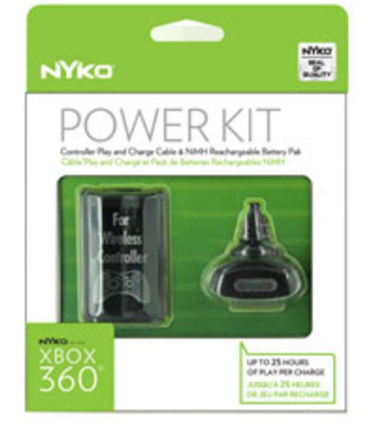 Xb360 Nyko Power kit