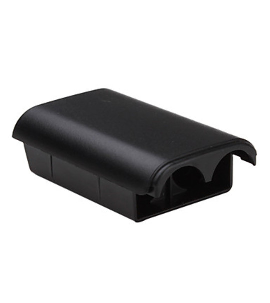 Microsoft Xb360 Wireless Controller Battery Cover-Black