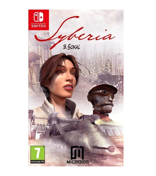 Nintendo Switch SYBERIA