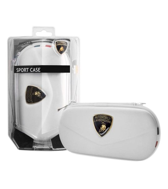 Atomic Lamborghini Sport Case for Nintendo DS Lite White