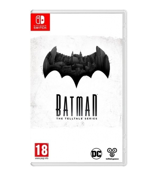 NINTENDO SWITCH BATMAN TELLTALE GAME SERIES
