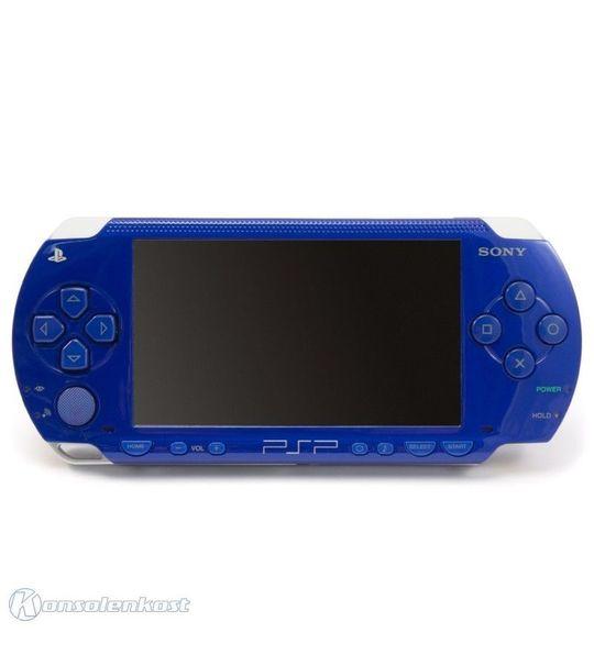 Sony Psp 1000 Blue Full Offer Bundle