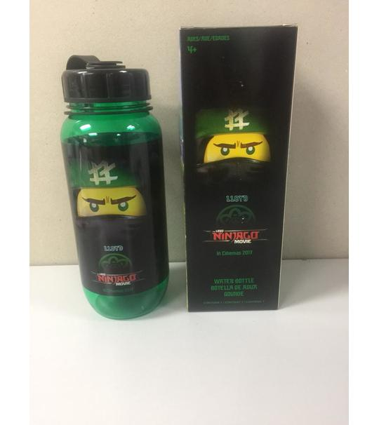 Lego Ninjago Movie Official Water Bottle