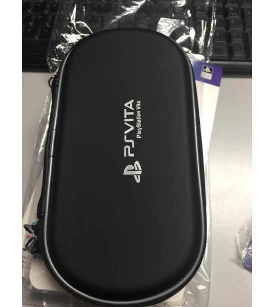 Ps Vita Airfoam Pouch Bag - Black Color