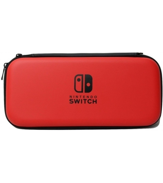Nintendo Switch Deluxe Travel Case - Red