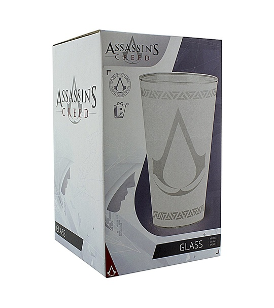 ASSASSINS CREED GLASS