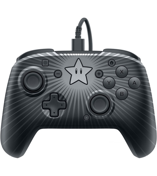NINTENDO PDP SWITCH FACEOFF WIRED M STAR PRO CONTROLLER