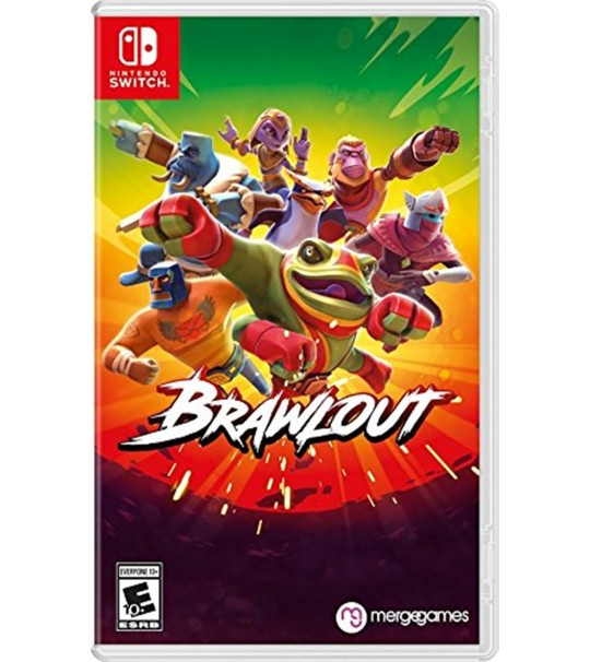 SWITCH BRAWL OUT