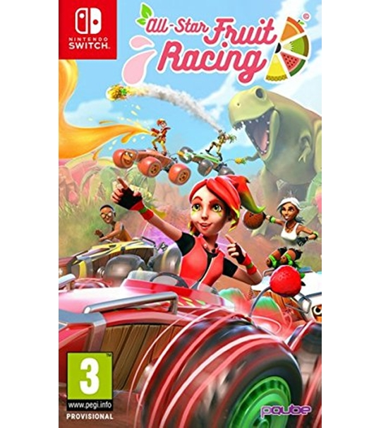SWITCH ALL STAR FRUIT RACING