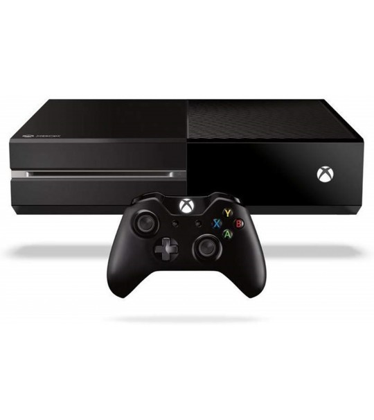 XBOX ONE 500GB MICROSOFT OFFICIAL REFURBISHED SET WITH KINECT BUNDLE