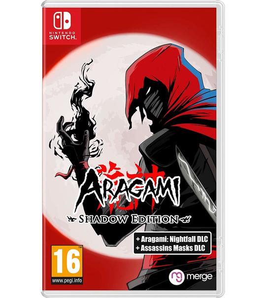 SWITCH ARAGAMI SHADOW EDITION [PRE ORDER 16/11/2018]