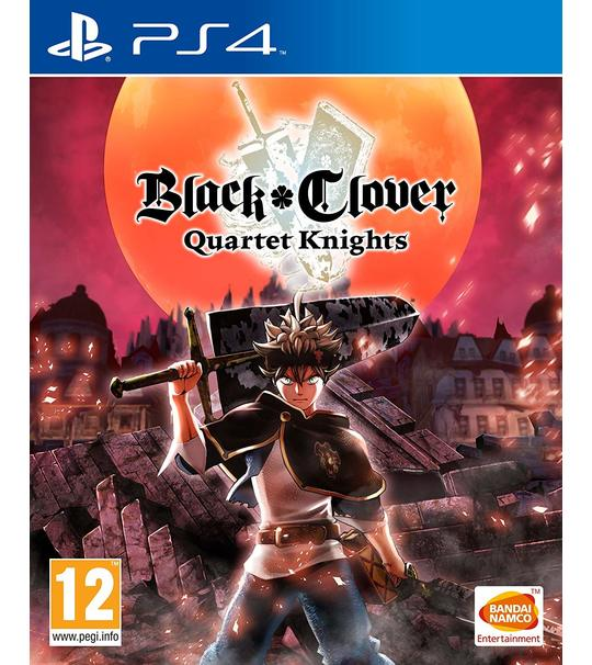 PS4 BLACK CLOVER QUARTET KNIGHT R3