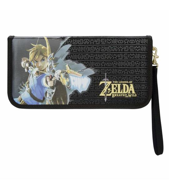 NINTENDO SWITCH PDP PREMIUM CONSOLE CASE - ZELDA EDITION