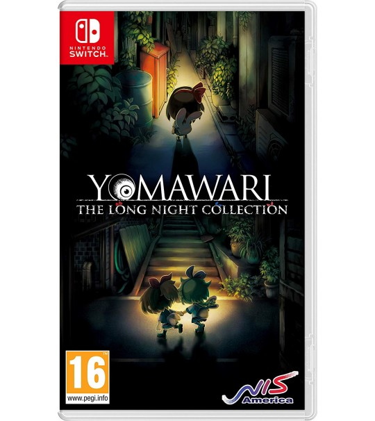 SWITCH YOMAWARI THE LONG NIGHT COLLECTION