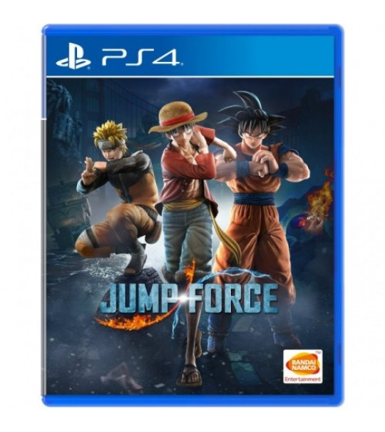 PS4 JUMP FORCE R3 ENG [PRE ORDER 14/2/2019]