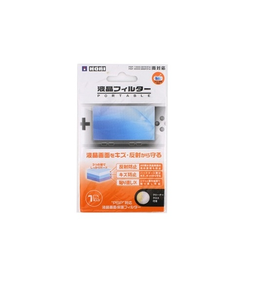 Psp 1000/2000/3000 High Clear screen protector