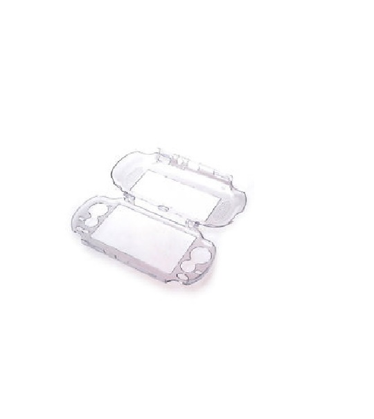 Psp 2000/3000 High Clear Crystal Case