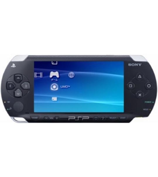 Sony Psp 1000 Black Full Offer Bundle
