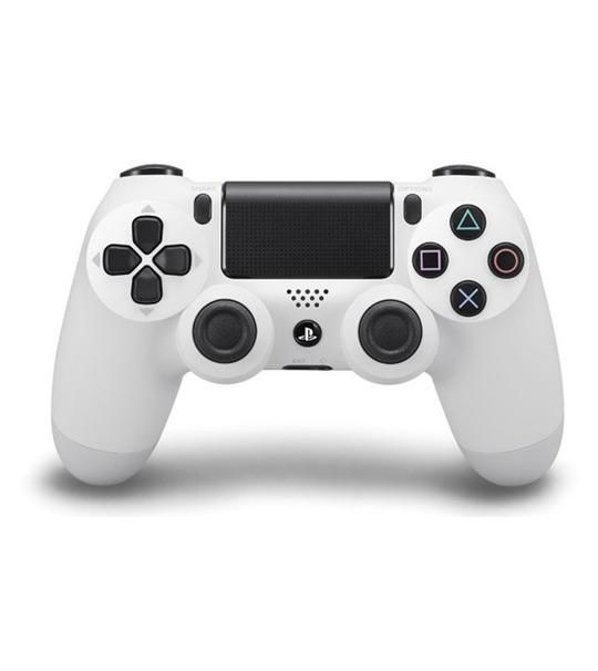 PS4 DUALSHOCK 4 WIRELESS CONTROLLER GLACIER WHITE 2.0
