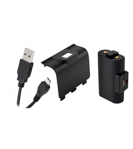 XboxOne Gioteck Play & Charge BP-2 Battery Kit