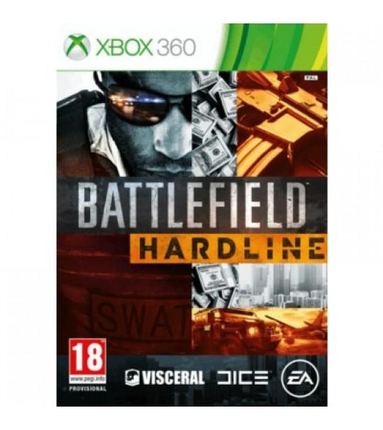 Xbox360 Battlefield Hardline standard -{R3}
