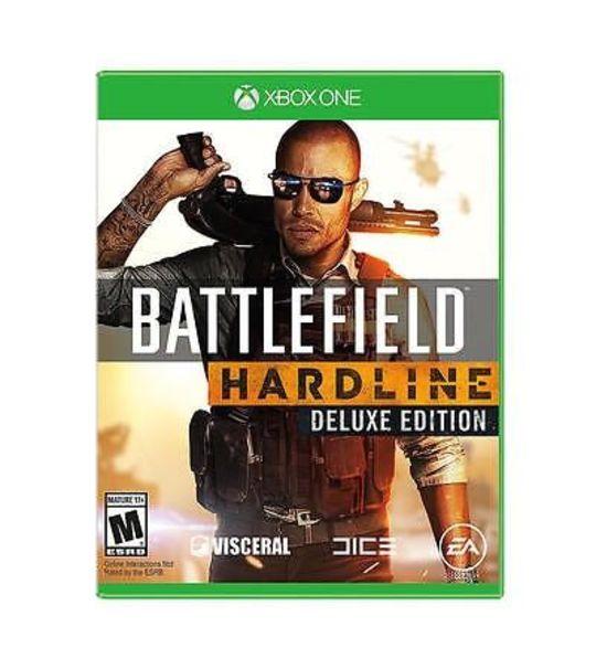 XBox One Battlefield Hardline Deluxe